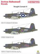 Techmod Decals 1/32 VOUGHT CORSAIR II British Fighter