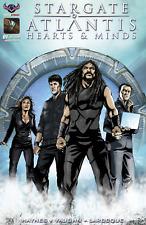 Stargate Atlantis Hearts and Minds (American Mythology) #1A