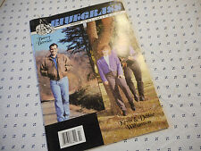 Bluegrass Unlimited Magazine February 1997 Barry Berrier Kevin Williamson