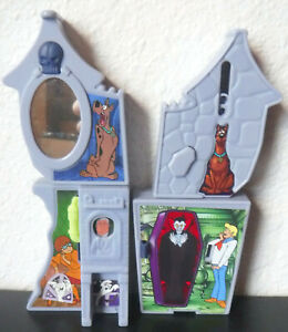 SCOOBY DOO LOT 4 Pieces Haunted Mansion Burger King Kids Meal Toys 2015** READ