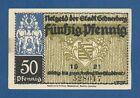 ALEMANIA // GERMANY -- NOTGELD -- GEHNEEBERG -- 50 PFENNIG ( 1921 ) -- aUNC .