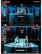 "TOYS BOX 1:6 Iron Man Workshop Scene Test Desk 2.0 F 12"" Science fiction Figure"
