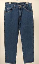 NWT Men's Wrangler Five Star Premium Denim Jeans Regular Fit Straight Leg