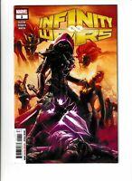 Infinity Wars Marvel Comics #1 NM- 9.2 Gamora Avengers Thanos Iron Man 2018
