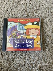 The Learning Company Madeline Rainy Day Activities for PC, Mac