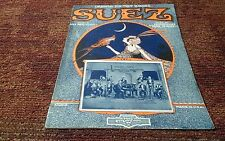 Suez Vincent Lopez ferde grofe Peter DeRose 1924 sheet music EX