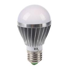 E27 5W 12v ad alta potenza luce bianca lampadina U6P6