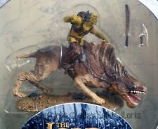 Lord of the Rings Armies of Middle Earth AOME Sharku on Warg NEW