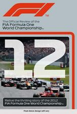 F1 2012 OFFICIAL REVIEW DVD. FORMULA ONE. NTSC. 5 HOURS, 17 MINUTES. DUKE 6062NV