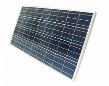 Solarpanel Solarmodul Solarzelle 130Watt 12 V 12 Volt Solar Poly Polykristallin