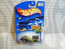 2002 HOT WHEELS  ''FIRST EDITIONS'' #047 = I CANDY = GREEN & PURPLE ,E910 win