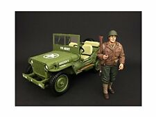 Figur ( USA Soldat Soldier I ) 1 18 American Diorama