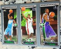 LEBRON JAMES 2003-04 Topps Matrix Triple Rookie Card RC Cavaliers Carmelo MVP $$