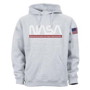 Nasa Astronaut Training USA America Kapuzensweats Hoodie S-4XL grau
