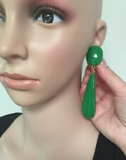 New 💋💋 Clip On Amrita Singh $149 Earrings With Tags + Mimco Dust Bag