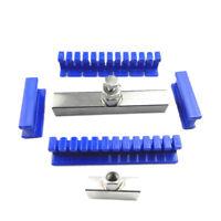6Pcs Adhesive Blue Glue Tabs Tools Kit For Car Paintless Dent Repair Tool  I7W3
