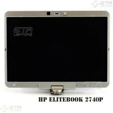 """HP Elitebook 2740p Tablet 12.1"""" LCD Screen With Frame"""