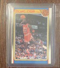 Michael Jordan 1988 Fleer All Star