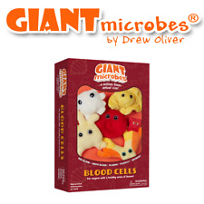 Giant Microbes Themed Coffret cellules sanguines Giantmicrobes