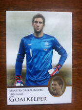 2013 Futera Unique Soccer Card - Holland STEKELENBURG Mint