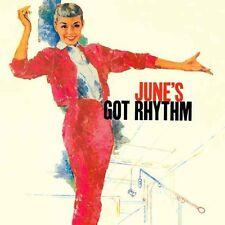 June Christy - Junes Got Rhythm / Do Re Mi [New CD]
