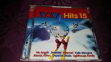 CD Viva Hits 15 - Album 2Cds 2001