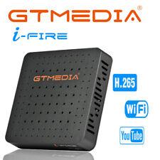 GTMEDIA IFIRE TV BOX Soporte Youtube HD TV WIFI incorporado H.265 Multimedia ES