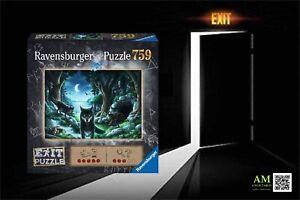 Ravensburger - Exit Puzzle - Wolfsgeschichten - 759 Pieces - Boxed
