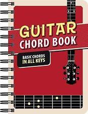 Guitar Chord Book : Basic Chords in All Keys (2017, Spiral)