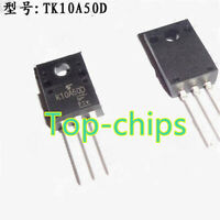 5 x K10A50D N-Channel MOSFET TK10A50D TO-220F