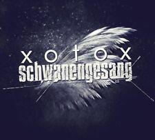Xotox canto del cisne Limited 2cd digipack 2013
