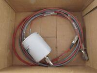 MKS Remote Transducer Model 621A3TBFH, 1000 Torr w/ Cables