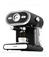 Home Commercial Coffee Maker Semi Automatic Steam Milk Foam Coffee Maker #