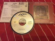 Michel Corrette pièces pour Organ dans un genre nouveau sylvain ciaravolo CD