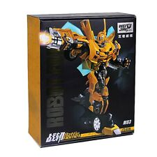 M03 WEIJIANG WJ Bumblebee Battle Hornet Transformers Action Figure Toy Gift