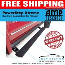 AMP Research PowerStep Xtreme 2015-2018 Ford F-150 78151-01A Black