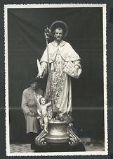 Holy card foto antique de San Pedro Pascual santino image pieuse andachtsbild