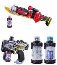 Kamen Rider Build DX Steam Blade & DX Transteam Gun & Rocket Panda Full Bottle