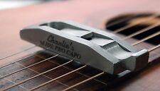 CHARLIE'S SLIDE PRO CAPO - Slide Guitar, Dobro, National, Weissenborn, Lapsteel