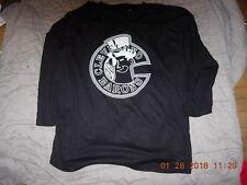 Cleveland Barons New Black #8 Jersey,Adult Medium/Large,COOOOOOL LOOK,GREAT GIFT