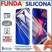 FUNDA SILICONA TRASPARENTE PARA SAMSUNG GALAXY XCOVER 4S CARCASA TPU X COVER 4 S
