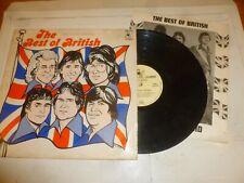 THE BEST OF BRITISH - Enchanted Evenings - 1978 UK 12-track vinyl LP