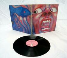 KING CRIMSON IN THE COURT OF THE CRIMSON KING LP 1969 UK 1st PRESS PINK i A2/B3