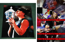 "BIANCA ANDREESCU signed ""US OPEN CHAMPION"" 8X10 PHOTO e EXACT PROOF - Tennis COA"