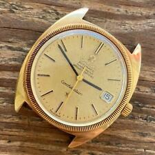 OMEGA CONSTELLATION 168.029 SOLID 14KT YELLOW GOLD VINTAGE WATCH 100% GENUINE