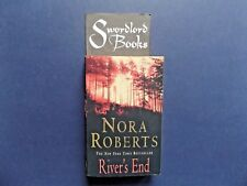 | @Oz |  RIVER'S END By Nora Roberts (1999), Small SC