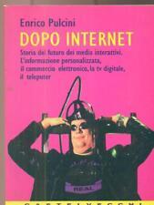DOPO INTERNET  PULCINI ENRICO CASTELVECCHI 1999 CONTATTI