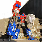 Transformed Optimus Prime Ultra Magnus Black Convoy Pen Penpal Robot Figure