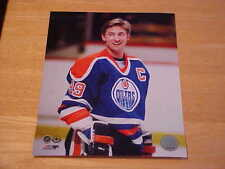 Wayne Gretzky Oilers Officially LICENSED 8X10 Photo FREE SHIPPING 3/morej
