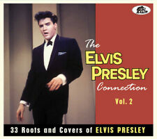 Elvis Presley Connection 2 - Various Artist (2020, CD NIEUW)